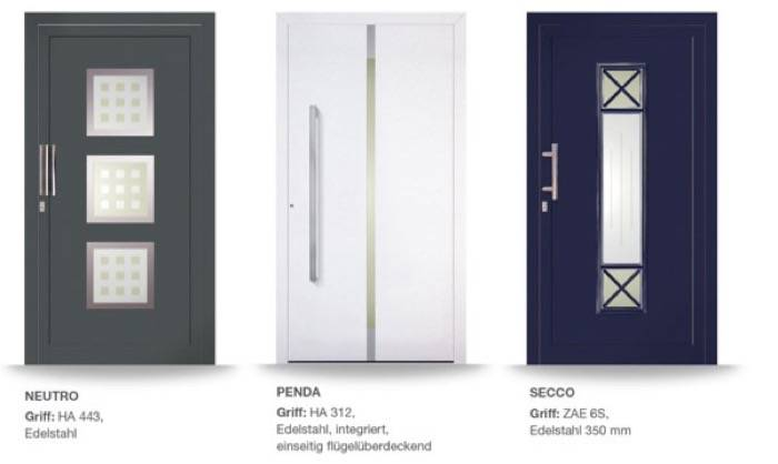 haust ren aus kunststoff schreinerei rolf sch fer. Black Bedroom Furniture Sets. Home Design Ideas