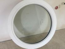 Rundfenster + Gibelfenster – Bautiefe 76mm – EURO Falz – Siegenia Sicherheits Beschläge – Wärmeschutzverglasung